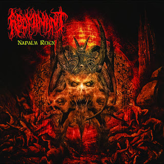 Abominant - Napalm Reign (2016) - Album Download, Itunes Cover, Official Cover, Album CD Cover Art, Tracklist