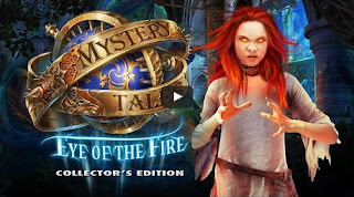 Mystery Tales 5 Eye Of The Fire Collector's Edition