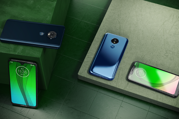 Motorola announces Moto G7, G7 Play, G7 Plus and G7 Power smartphones