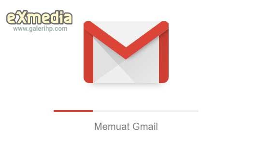 Alaman email pemulihan