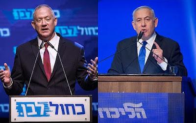 """Netanyahu pronto para """"trair"""" o Bloco de Direita, interessado """"apenas em rotação"""""""