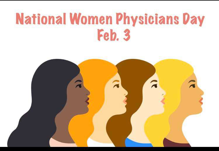 National Women Physicians Day Wishes Unique Image