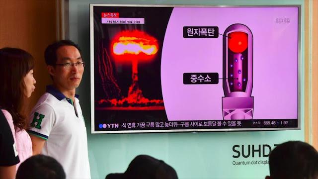 """""""Pyongyang será el primero en lanzar ataque nuclear contra EEUU"""""""