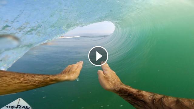 Mason Ho Surfing Mexico Full POV Experience