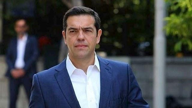 Τσίπρας: Καλώ τον Πρωθυπουργό να παρατείνει τώρα την προστασία της α' κατοικίας
