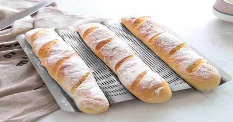 Baguette Panggang dari Perancis