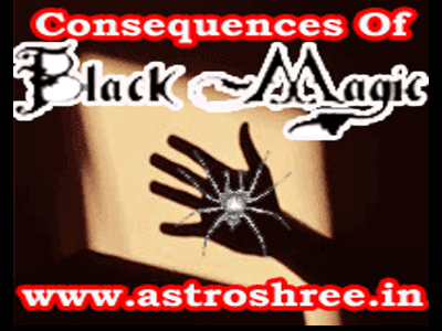 What Are The Consequences Of Black Magic