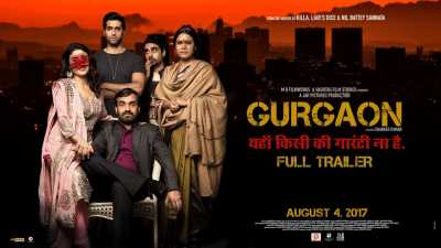 Gurgaon (2017) Full Movie 300mb WEBHD