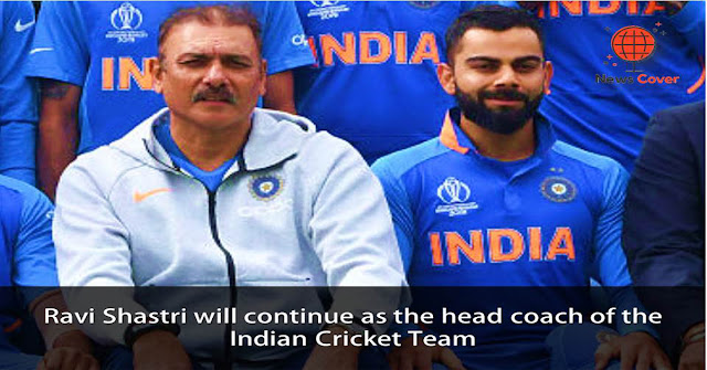 Coach of Team India, Coach Ravi Shastri, sports, sports news, News cover, english news, sports news, cricket news,