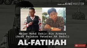 Mejar Zahir Armaya meninggal dunia