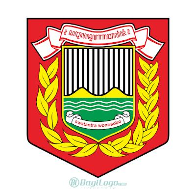 Kabupaten Wonosobo Logo Vector