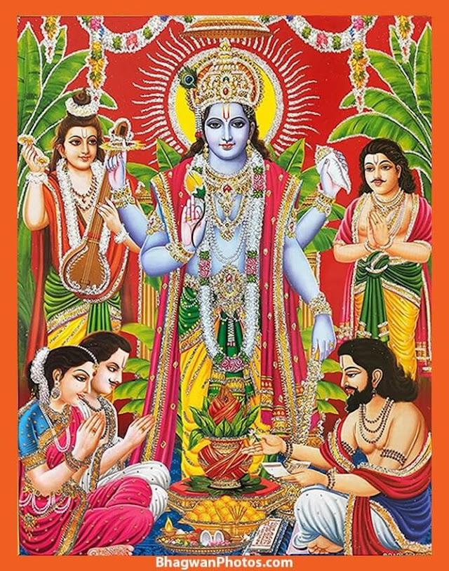 Satyanarayana Swami Images & Satyanarayana Swami Photos