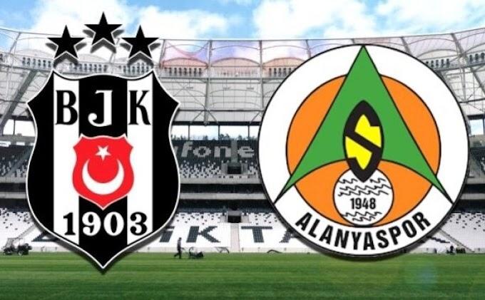CANLI İZLE / Beşiktaş Alanyaspor CAnlı izle