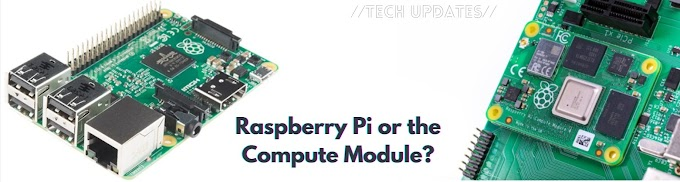 What is the Difference Between Normal Raspberry Pi and The Compute Module?