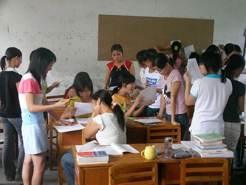 อาชีพเสริมหลังเลิกงาน รับสอนพิเศษนักเรียน