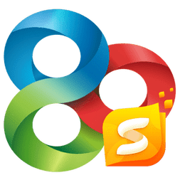 GO Launcher S – 3D Theme, Wallpaper & Sticker v1.04 VIP APK
