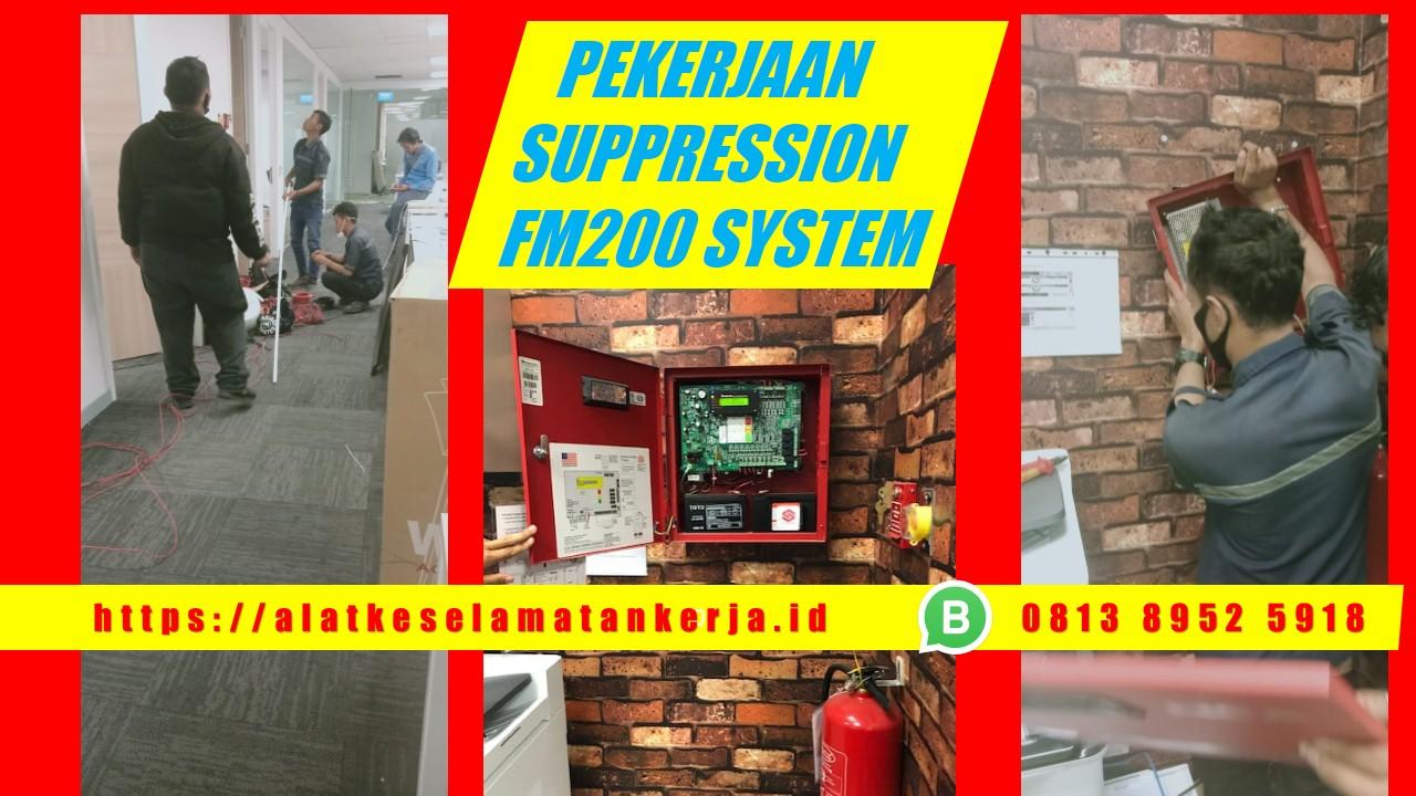 suppression fm200, fm 200 suppression system, jasa suppresion fm200, fm200, fm 200, pekerjaan suppression fm200, buzzer panel fm200 bunyi terus, saat terjadi fault trouble pada panel fm200, syarat ruangan