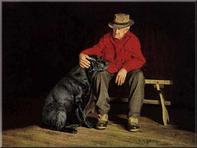 Bilge Adamın Köpekten Öğrendiği...