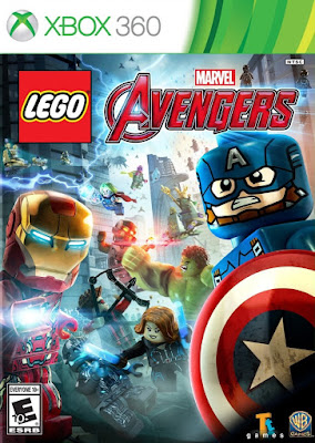 LEGO Marvels Avengers XBOX360 free download full version