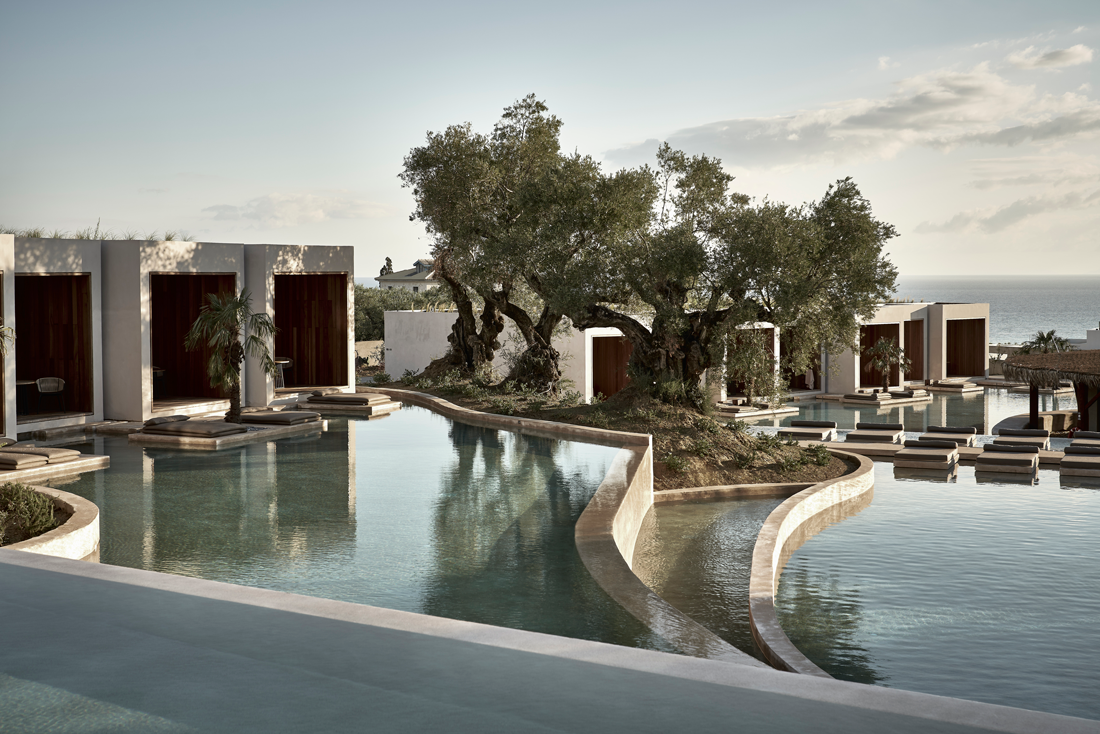 Olea All Suite Hotel, Seduction through simplicity
