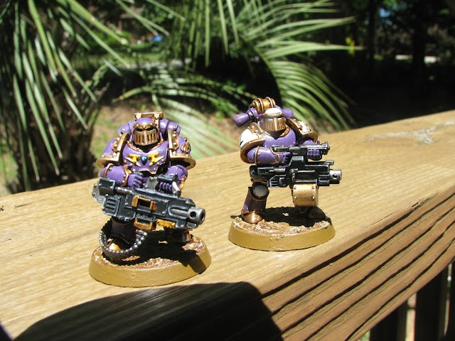 What's On Your Table: III Legionaries
