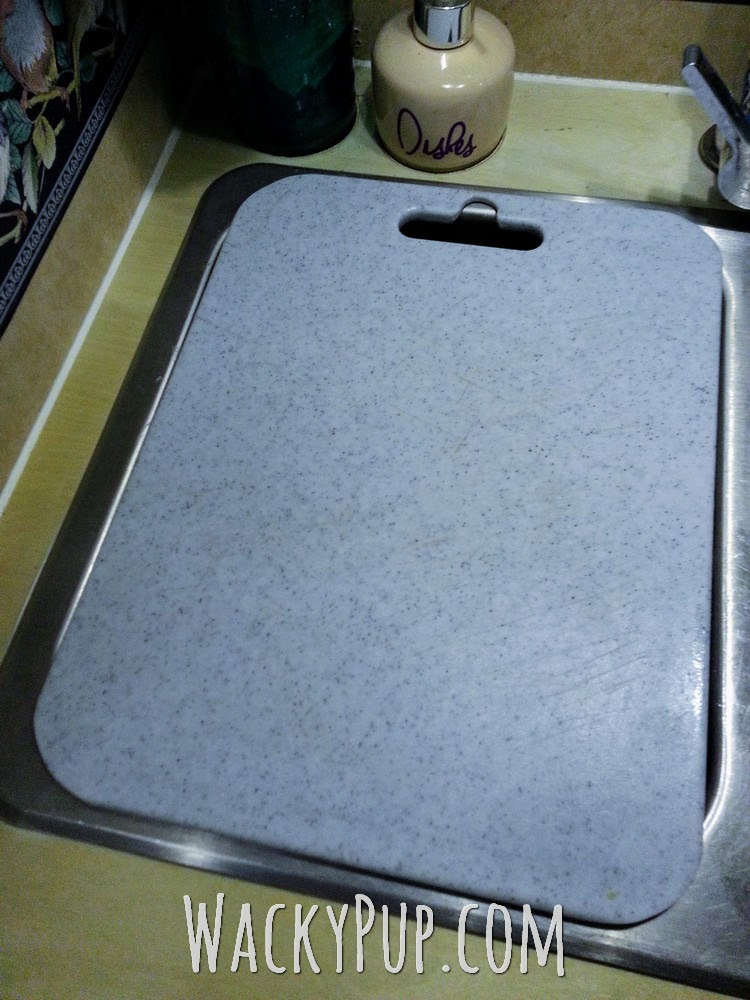 own sink cover