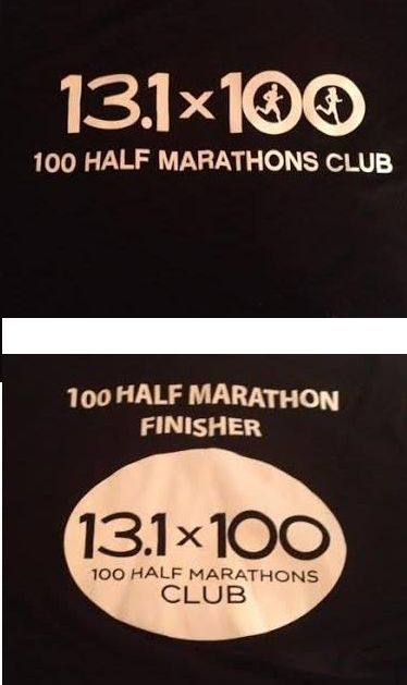 Our Club 100 Half Finisher's Shirt