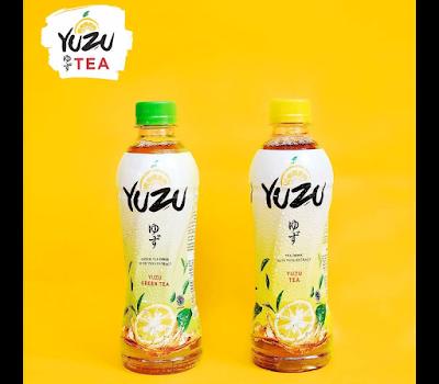 Buah Yuzu mengantarkan Hidup Sehat