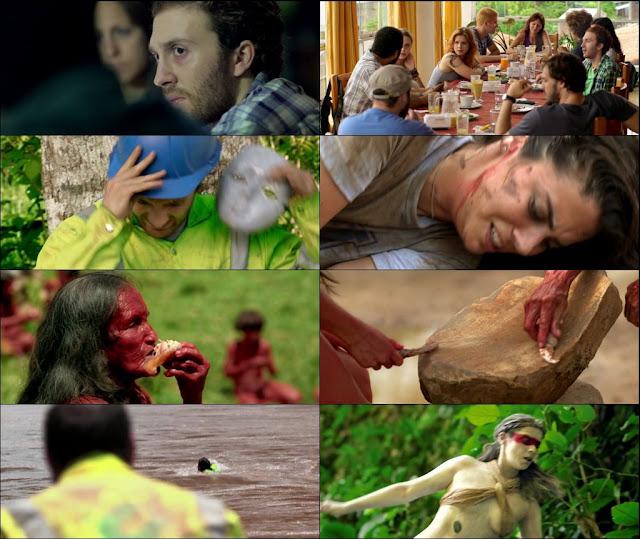 The Green Inferno 2013 Dual Audio 1080p BluRay