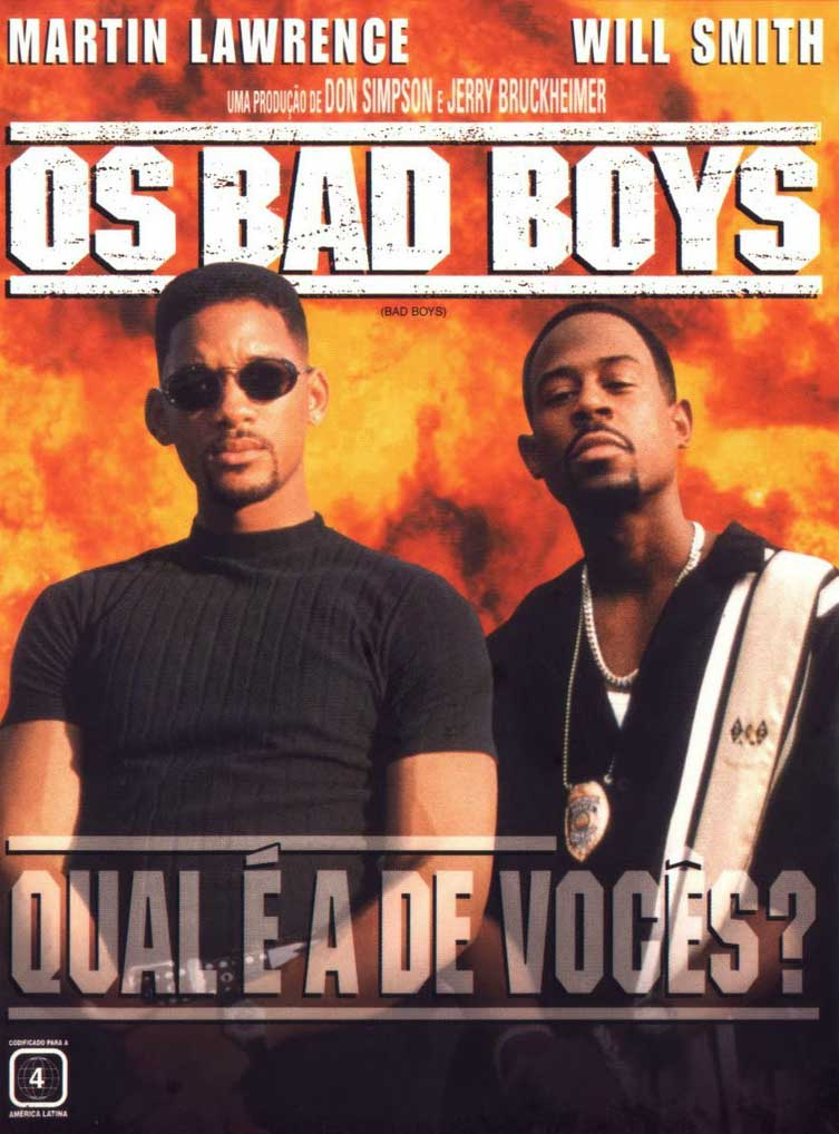 Os Bad Boys Torrent - BluRay 720p/1080p Dual Áudio
