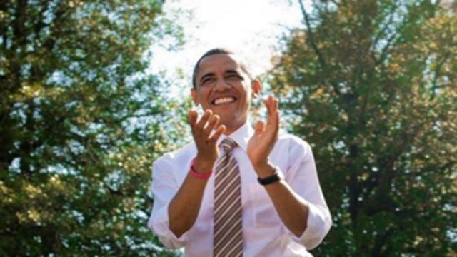 Barack Obama Berlibur di Bali