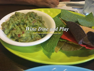 The Guacamole at El Toro Mexican Bar and Grill in Cape Coral, Florida was warm and lacked spices