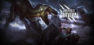 Jurassic Survival Apk MOD Unlimited Money