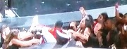 Lol...The moment Diddy fell through a hole while he performed at the BET Awards