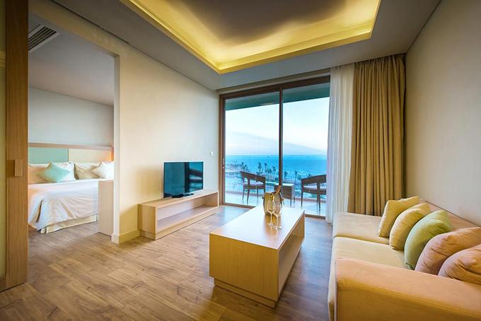 Phòng khách san FLC Sầm Sơn