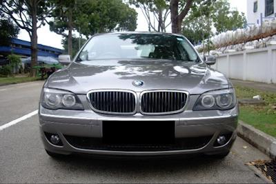 Eksterior BMW E66 Seri-7 Facelift LCI