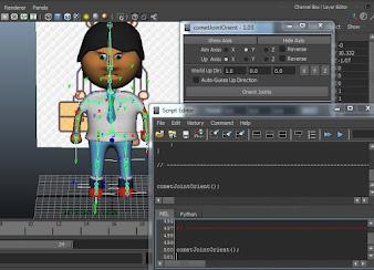 Character rigging in Maya, Maya tips, Animation tips, Stuff
