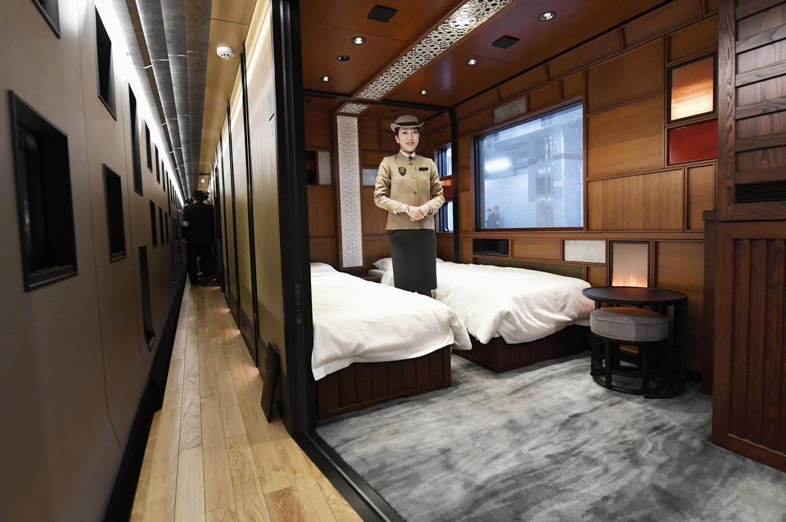 most luxurious train in the world