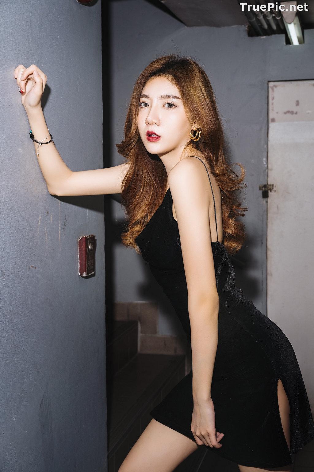 Image Thailand Model - Sasi Ngiunwan - Black For SiamNight - TruePic.net - Picture-29