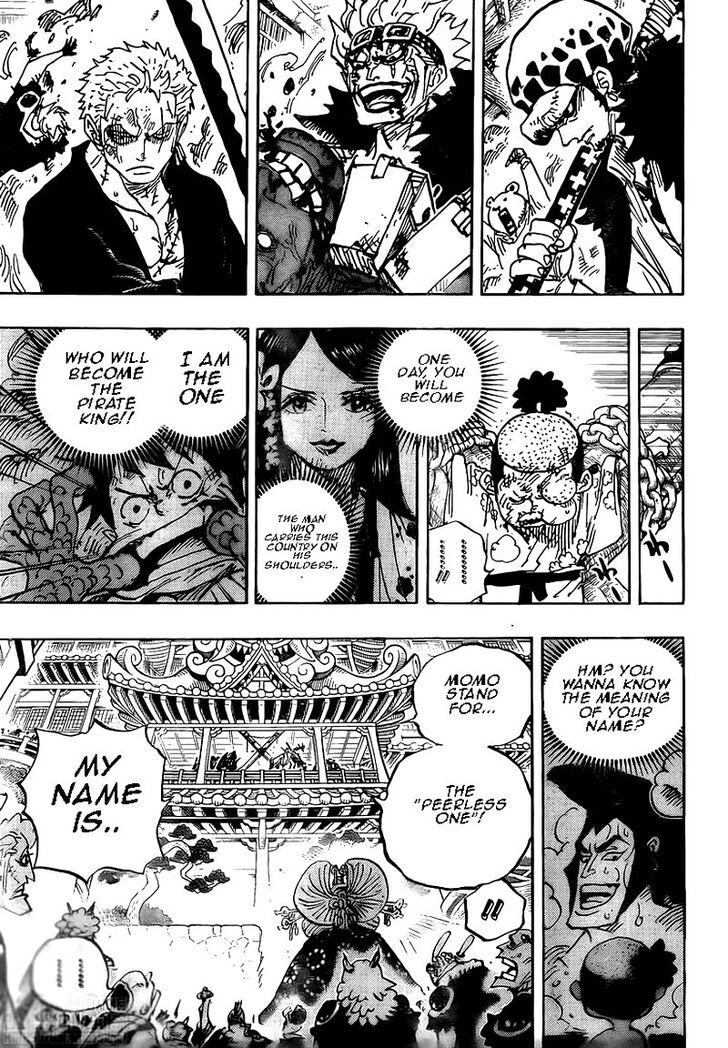 One Piece Manga Chapter 986 - Image 010