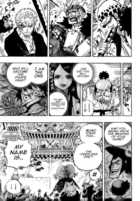 One Piece Manga Online Chapter 986