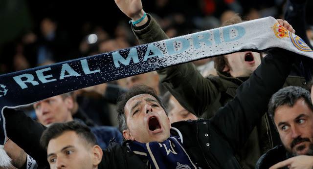 نجما ريال مدريد مهددان بالغياب عن مواجهة مانشستر سيتي