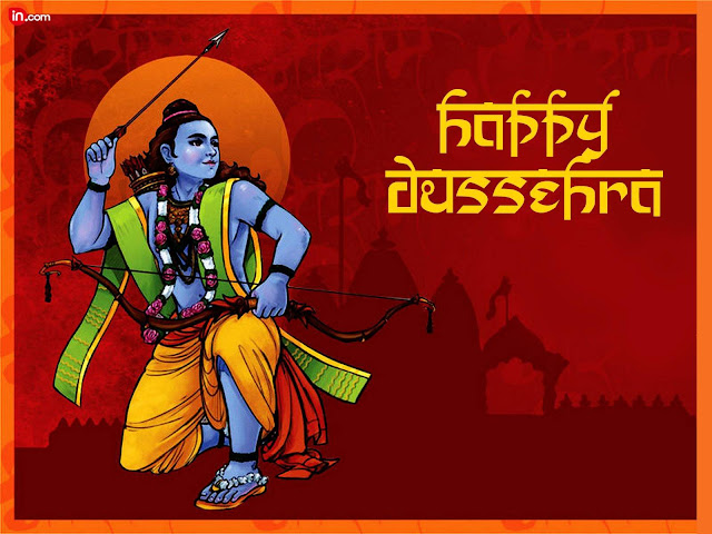 Ram Images On Dasara Festival Images