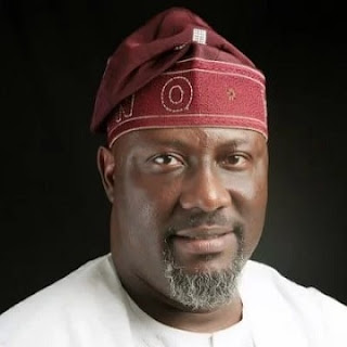 BOMBSHELL: Akpabio Names Dino Melaye, Others As Beneficiaries of Chibok Girls' Abduction