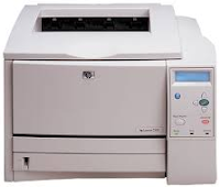 HP LaserJet 2300dn Setup Printer