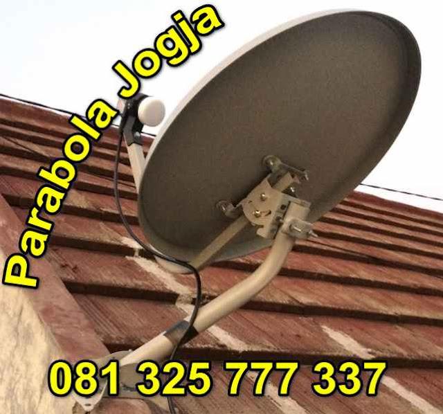 Parabola jogja Yogyakarta
