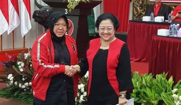 Risma Siap Jadi Gubernur DKI Jakarta