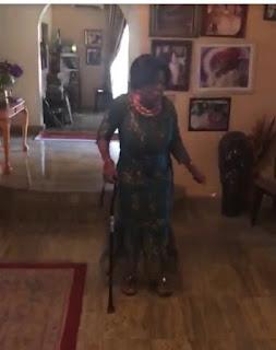 Victoria Aguiyi-ironsi Celebrates Her 96th Birthday