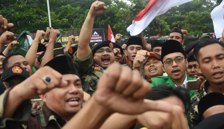 Usut Tuntas Penusukan Syekh Ali Jaber! GP Ansor: Siapa Tahu Ada Aktor di Belakangnya