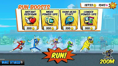 kali ini aku bagikan sebuah game android agresi terbaru  Download Run Run Super V Mod Apk (Unlimited Money + Gems)